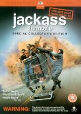 Jackass - The Movie DVD 2003 Johnny knoxville bam margera steve-o