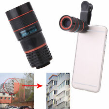 Optical Camera Lens 8x Zoom Telephoto Suitable For Iphone Samsung Smart Phone