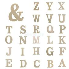 Letter Wooden Supplies Alphabet Home Supplies Wedding Birthday Event DIY Decors
