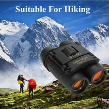 30x60 Zoom Outdoor Travel Scope Folding Binoculars Telescope for Camping Hiking