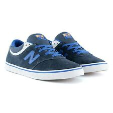 New Balance Numeric Quincy 254 Blue/White Skate Shoes Rare New Free Delivery
