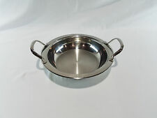 """Wolfgang Puck Stainless Steel Bistro Collection Buffet Server Pan 9.5"""""""