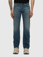NEW Diesel Larkee Regular Fit Mens Jeans - 8XR Blue - 008XR