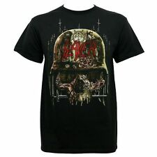 Slayer Skull Collage Men's T-Shirt SM, MD, LG, XL, XXL New