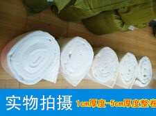 Ceramic Fiber Heat Insulation Blanket Wood Stoves Inserts  thick 1,2,3,4,5CM A6V