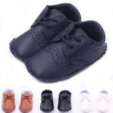 PU Leather Toddler Baby Girl Boy Shoes Baby Crib First Walker Shoes Sneakers