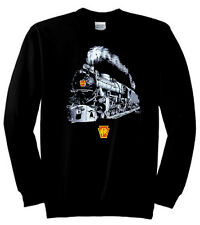 Pennsylvania Railroad K4 1361 Authentic Railroad Sweatshirt  [139g]