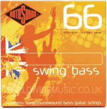 Rotosound SWING BASS Bass Guitar Strings - Long Scale - with choice of gauge