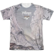 Yes Progressive Rock Band Relayer 1974 2-Side Sublimation Poly Blend Shirt S-3XL