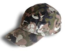 New Pink Army Military  Camouflage Baseball Cap Camo 100% Cotton vintage Hat