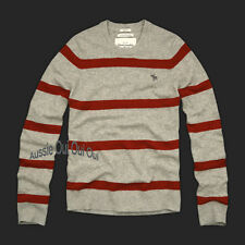 Abercrombie & Fitch wool cashmere jumpers / sweaters NWT authentic items