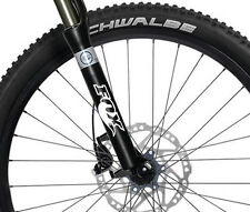 White Fox Shox MTB Mountain Bike BMX Cycle Forks Vinyl Decals Stickers