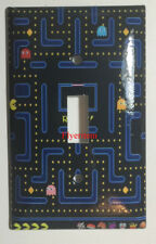 Pac-Man Pacman Games Light Switch Duplex Outlet Cover Plate Home Decor
