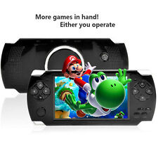 MP3 MP4 MP5 Portable Multimedia Player 8GB Handheld Game Player FM Video Games