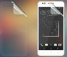 1pc Lot HD LCD Clear Glossy Front Screen Protector Film Skin For HTC Desire 825