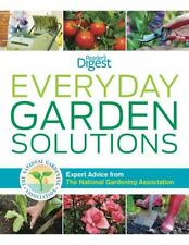 Everyday Garden Solutions by Readers Digest (HARDCOVER) NEW