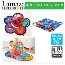 Tomy Lamaze Activity Gyms & Mats Baby Nursery Toys Full Range! Lay & Play Time