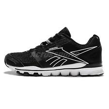 Reebok Hexaffect Run LE Black White Mens Running Shoes Sneakers AQ9359
