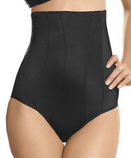 Naturana Women's High-Waist Panty Girdle 0061, S-4XL in Black