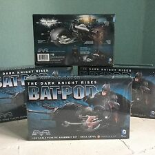 MOEBIUS MODELS DARK KNIGHT BAT POD 1:25 SCALE PLASTIC ASSEMBLY KIT BNIB & SEALED