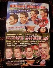 Smooth-On Untilmite Zombie or Wound Kit Skin Tite Silicone Make-Up Movie Effects