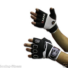 Boxing handwraps MMA UFC pro S M L XL new wrist guard gel KIMAX HAND WRAP PAIR