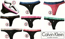 CK Women Underwear Calvin Clein Sexy Lace Thong G-string V-string Knickers Brief