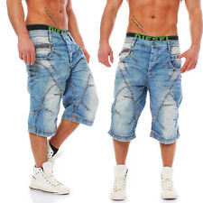 Shelly & Baxx Men Capri Jeans Shorts C-0090