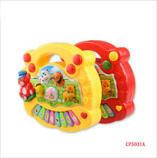 Kids Useful Music Musical Developmental Animal Farm Piano Sound Educational Toy