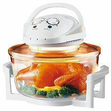 Halogen Oven Cooker Digital 12ltr cooking simple easy great results every time