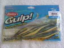 "Berkley Gulp 7"" Saltwater Jerk Shad - Your Choice of Colors"