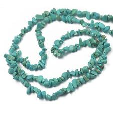 "5-8mm Freeform Chips Loose Gemstone Beads Strand 34"" Bracelet Necklace Making"