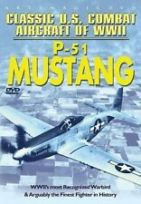 Classic U.S. Combat Aircraft of WWII: P-51 Mustang [Regions 1,2,3,4,5,6] - DVD -