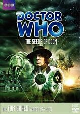 Doctor Who - Seeds of Doom [Region 1] - DVD - New - Free Shipping.