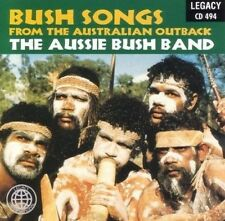 Bush Songs from the Australian Outback * by Aussie Bush Band