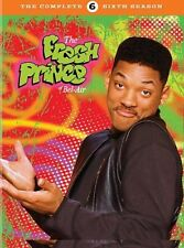 The Fresh Prince of Bel-Air: The Complete Sixth Season [Region 1] - DVD - New -