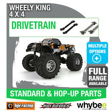 HPI WHEELY KING 4X4 [Drivetrain Parts] Genuine HPi Racing R/C Parts!