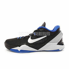 Nike Zoom Kobe VII X [488370-400] Basketball 7 Treasure Blue/White-Black