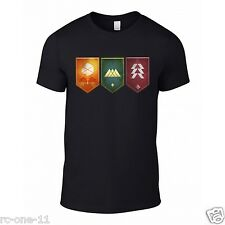 DESTINY Titan Warlock Hunter Classes T-Shirt Men's Kid's Xbox One PS3 PS4