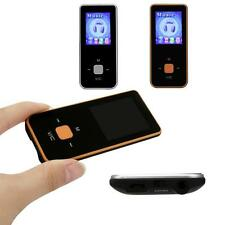 4GB/8GB Mini Slim Digital MP3 MP4 Player LCD Screen FM Radio Video Games Movie