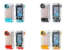Waterproof Underwater Photo Taking Housing Submersible Diving Case For iPhone