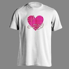 heart for valentine's day gift logo  T-Shirt S M L XL 2XL 3XL