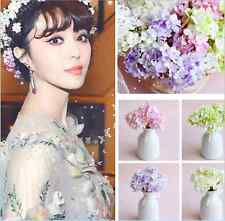 2/4pcs Elegant Chic Flower Bride Wedding Bridal Hair Pins Clips Hair Accessory
