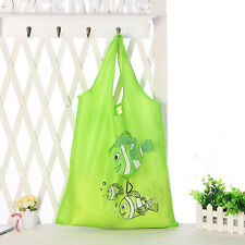 Useful Big Capacity Waterproof Nylon Foldable Reusable Ecofriendly Shopping Bag