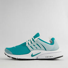 Nike Air Presto Mens Running Trainers Shoes Rio Teal/White