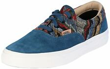 Vans Unisex Era California Skate Shoes-Italian Weave/Atlantic Deep