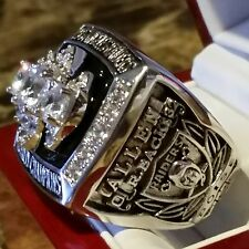 LOS ANGELES RAIDERS 1983 SUPER BOWL CHAMPIONSHIP RING MARCUS ALLEN