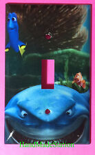 Finding Dory Nemo & Shark Light Switch Power Outlet Cover Plate Home decor