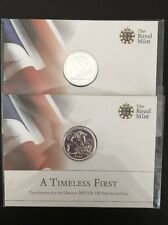 ROYAL MINT LTD EDITION GEORGE AND THE DRAGON£20 SILVER 2013 COIN MINT IN PACKET