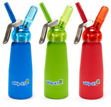 Whip It Dispenser Whipits Cream Charger Stainless Steel ¼ Litre 250ml Authentic